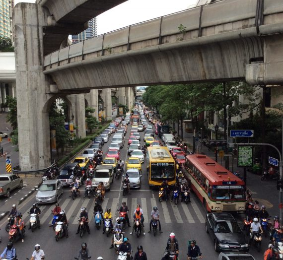 Tips for Getting Around Bangkok