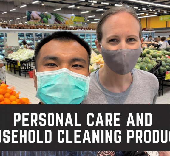 How Much You'll Pay for 20 Personal Care and Household Cleaning Products at Big C